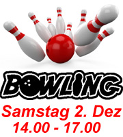 Bowling Plausch 2. Dezember Amriswil