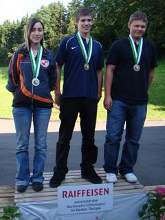 Gewinner im Einzelwettkampf
