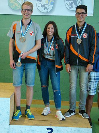 U21 Bronzemedaille 2017